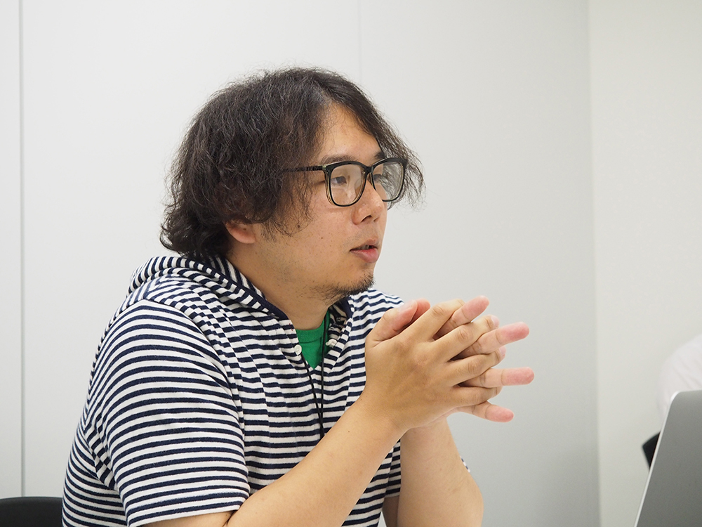 Line Fukuoka中野氏