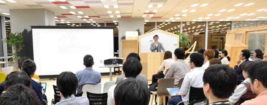 東京で働くWebクリエイターが福岡のナマの声を求めて集結。福岡U/Iターン応援イベント「FUKUOKA CREATIVE MEETING」レポート