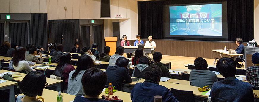 福岡のCGプロダクションが中心となって制作した話題のアニメーション作品『SUSHI POLICE』。作品制作を通して見えてきた福岡のCG業界の可能性とは。