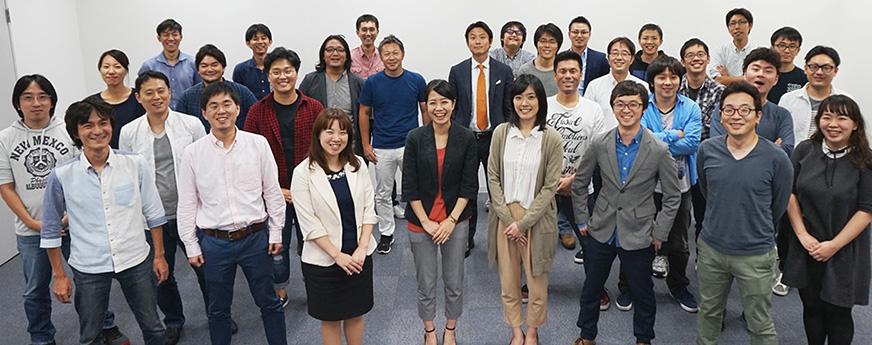 日本を代表する福岡の企業を目指して【Fusic】